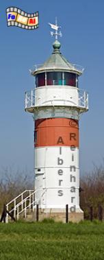 Pølshuk auf der Insel Als (Alsen) in Dänemark, Leuchtturm, Dänemark, Insel Als, Alsen, Pølshuk