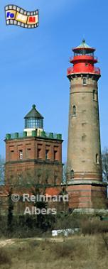Kap Arkona auf der Insel Rügen, Leuchtturm, Deutschland, Mecklenburg-Vorpommern, Foto, foreal, Rügen, Kap Arkona, Schinkel