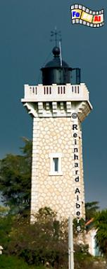 Vallauris am der Côte d Azur., Leuchtturm, Frankreich, Côte, Azur, Vallauris