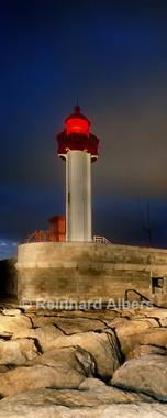 Menton an der Côte d Azur., Leuchtturm, Côte, Azur, Frankreich, Menton