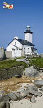 Bretagne - Pointe de Pontusval, Bretagne, Leuchtturm, Pointe, Phare, Pontusval, Beg, Pol, foreal, Albers