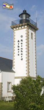 Bretagne - Leuchtturm La Lande, Bretagne, Leuchtturm, Phare, Lande, Albers, foreal, Foto
