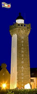 Bretagne - Im Hafen von Roscoff, Bretagne, Roscoff, Leuchtturm, Phare, foreal, Albers