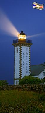 Bretagne - Phare La Lande, Bretagne, Leuchtturm, Phare, Lande, Reinhard, Albers, foreal
