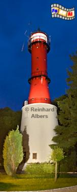 Rozewie (Rixhöft) in Polen an der Ostseeküste., Leuchtturm, Polen, Polska, Rixhöft, Rozewie, Albers, foreal, Foto