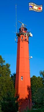 Halbinsel Hel (Hela) in Polen, Leuchtturm, Polen, Ostseeküste, Halbinsel Hela, Hela, Hel