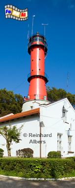 Rozewie (Rixhöft) an der Ostseeküste in Polen., Leuchtturm, Polen, Ostseeküste, Rozewie, Rixhöft, Albers, foreal, Foto
