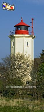 Schleswig-Holstein - Insel Fehmarn Westermarkelsdorf, Leuchtturm, Deutschland, Schleswig-Holstein, Insel Fehmarn, Fehmarn, Westermarkelsdorf