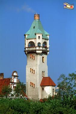 Sopot (Zoppot) an der Ostseeküste in Polen, Leuchtturm, Lighthouse, Phare, Latarnia, Morska, Foto, foreal, Albers, Zoppot, Sopot,