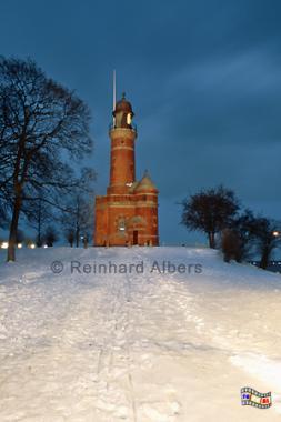 Kiel-Holtenau an der Einfahrt zum Nord-Ostsee-Kanal., Leuchtturm, Lighthouse, Phare, Kiel, Holtenau, Foto, Albers, foreal,