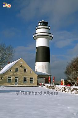 Kiel-Bülk, Leuchtturm, Lighthouse, Phare, Kiel, Bülk, foreal, Foto, Albers,