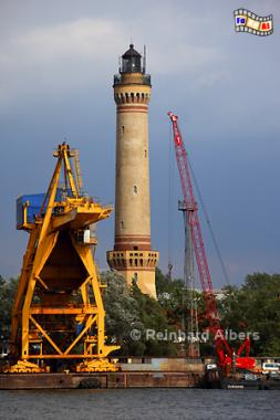 Polen - Leuchtturm von Świnoujście (Swinemünde)., Polen, Polska, Leuchtturm, Lighthouse, Phare, Latarnia Morska, Swinemünde, Swinoujscie, Albers, Foto, foreal,