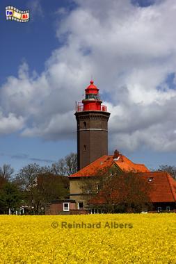 Dahmeshöved an der Ostseeküste in Ostholstein., Leuchtturm, Ostholstein, Lighthouse, Phare, Dahmeshöved, Albers, Foto, foreal,