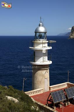Far de Tramuntana auf der Insel Sa Dragonera bei Mallorca., Spanien, Mallorca, Tramuntana, Dragonera, Leuchtturm, Phare, Lighthouse, Far, Albers, Foto, foreal,