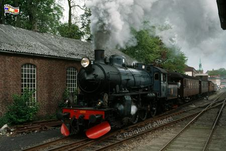 Kappeln - Dampfeisenbahn, Schleswig-Holstein, Kappeln, Dampfeisenbahn, Foto, Albers, foreal,