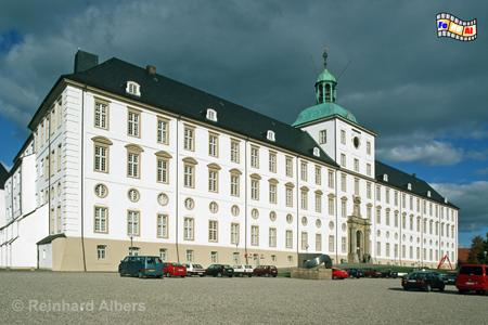 Schloss Gottorf, Schleswig- Schloss, Gottorf, Schleswig-Holstein, Albers, Foto, foreal,