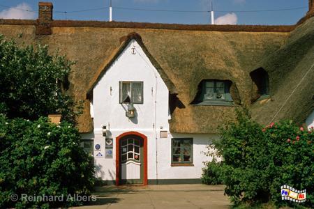 Amrum - Reetdachhaus,
