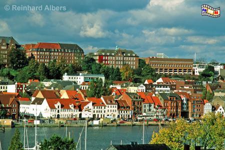 Flensburg, Flensburg, Hafen, Förde, Schleswig-Holstein, Albers, Foto, foreal,