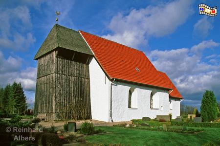 Brodersby Kirche, Brodersby, Kirche, Angeln, Schleswig-Holstein, Albers, Foto, foreal,