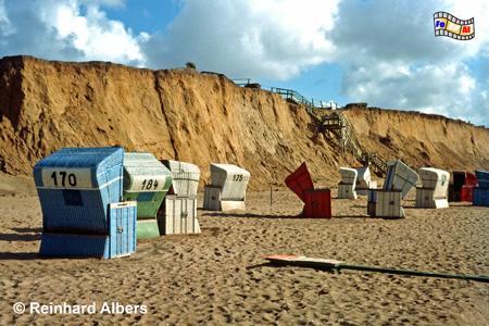 Sylt - Rotes Kliff, Schleswig-Holstein, Nordseeküste, Sylt, Kampen, Rotes, Kliff, Strand, Albers, Foto, foreal,