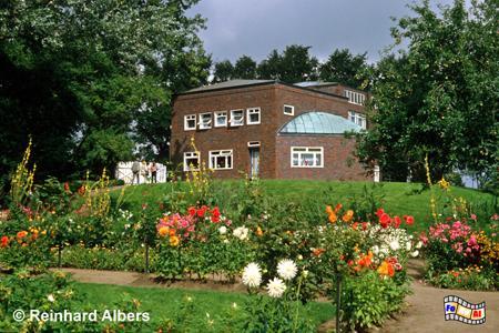 Seebüll Noldemuseum, Schleswig-Holstein, Seebüll, Nolde, Museum, Garten, Albers, Foto, foreal,
