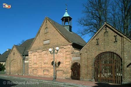 Kappeln , Kappeln, Kirche, Schlei, Schleswig-Holstein, Albers, Foto, foreal,