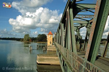 Schleibrücke bei Lindaunis, Schleswig-Holstein, Schlei, Brücke, Lindaunis, Albers, Foto, foreal,