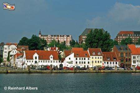 Flensburg - Förde Westufer, Flensburg, Hafen, Förde, Schleswig-Holstein, Albers, Foto, foreal,