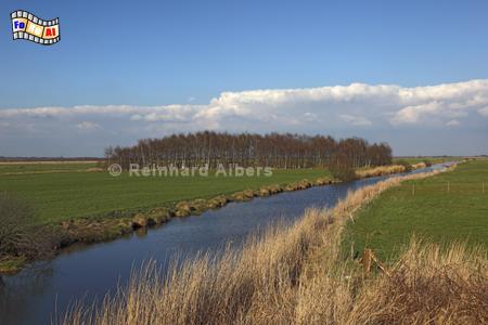 Fluss Rinne bei Friedrichsholm, Schleswig-Holstein, Rinne, Friedrichsholm, Foto, Albers, foreal,