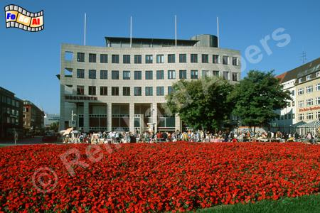 Kiel - Berliner Platz, Kiel, Berliner Platz, Albers, Foto, foreal,