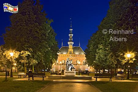 Gdańsk (Danzig) - Das Rathaus der Altstadt (1587-95), Polen, Danzig, Gdańsk, Altstadt, Obbergen, Rathaus, Manierismus, Albers, Foto, foreal