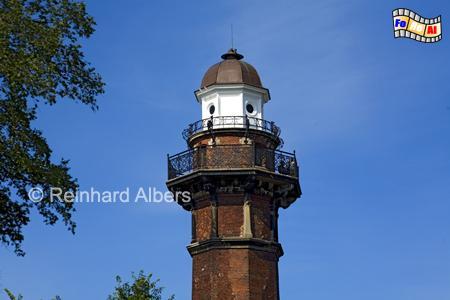 Leuchtturm in Neufahrwasser (Nowy Port), Polen, Danzig, Gdańsk, Leuchtturm, Latarnia, Neufahrwasser, Nowy, Port, Albers, Foto, foreal