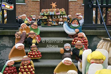 Ulica Mariacka (Frauengasse), Polen, Danzig, Gdańsk, Rechtstadt, Frauengasse, Ulica, Mariacka, Albers, Foto, foreal