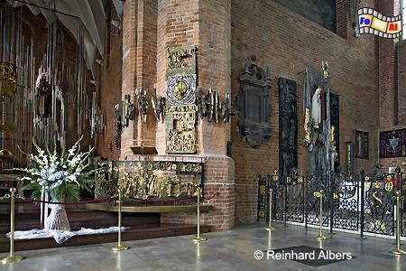 Polen, Danzig, Gdańsk, Altstadt, Brigittenkirche, Albers, Foto, foreal, Polen, Danzig, Gdańsk, Altstadt, Brigittenkirche, Albers, Foto, foreal