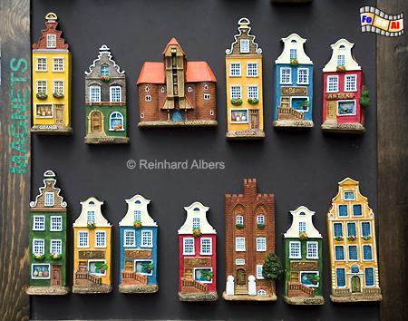 Ulica Mariacka (Frauengasse), Polen, Danzig, Gdańsk, Rechtstadt, Frauengasse, Ulica, Mariacka, Bernstein, Schmuck, Albers, Foto, foreal