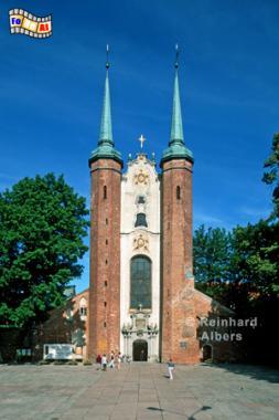 Oliwa Kathedrale, Polen, Danzig, Gdańsk, Oliwa, foreal, Albers, Kathedrale