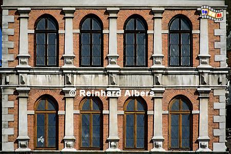 Brigittenkirche Turmausschnitt, Polen, Danzig, Gdańsk, Altstadt, Brigittenkirche, Albers, Foto, foreal