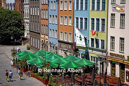 Długi Targ (Langer Markt) , Polen, Danzig, Gdańsk, Długi, Targ, Langer, Markt, Rechtstadt, Albers, Foto, foreal