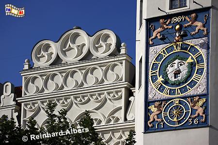 Szczecin (Stettin) - Schlosshof, Polen, Polska, Stettin, Szczecin, Schloss, Zamek, Foto, foreal, Albers,
