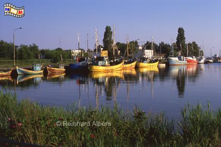 Hafen von Jastarnia (Heisternest) auf der Halbinsel Hel (Hela)., Polen, Hela, Hel, Jastarnia, Heisternest, Ostsee, Albers, Foto, foreal,
