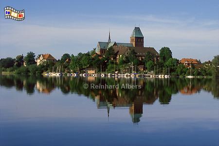 Ratzeburg Dominsel, Schleswig-Holstein, Ratzeburg, Dominsel, Albers, Foto, foreal,